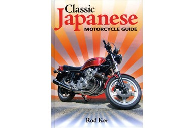 Classic Japanese Motorcycle Guide