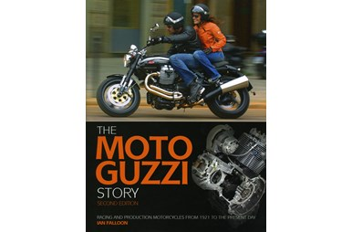 The Moto Guzzi Story - second edition