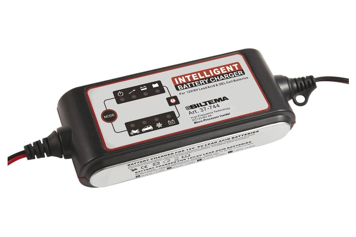 Fantastisk Sådan vinteropbevarer og vedligeholder du motorcyklens batteri TM-52